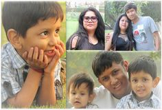 Thanks to god for giving me such beautiful & Cute family...Thank you God