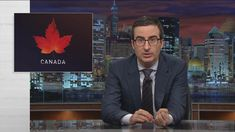 Last Week Tonight with John Oliver: Canadian Election (HBO) Published on Oct 2015 Canada is about to have a major election. John Oliver enlists Mike Myers, a beaver, and a moose to give voters some advice. Hbo Documentaries, Last Week Tonight, John Oliver, Russell Brand, Jon Stewart, The Daily Show, Justin Trudeau, Important People, History Books