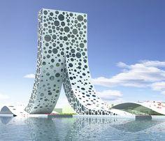 Bjarke Ingels Group - Ren Building