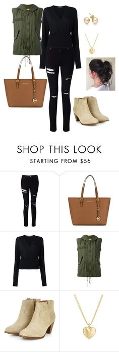 """""""#PLLEndGame Collection"""" by rebeca-frausto on Polyvore featuring Miss Selfridge, MICHAEL Michael Kors, Dolce&Gabbana, AS65, Finn y EmilyFields"""