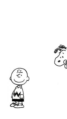 Charlie Brown and Snoopy wallpaper Cute Disney Wallpaper, Cute Wallpaper Backgrounds, Cute Wallpapers, Iphone Wallpapers, Wallpaper Pic, Wallpaper Ideas, Snoopy Tattoo, Snoopy Wallpaper, Cartoon Wallpaper