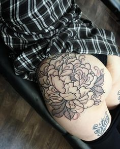Image result for butt tattoo