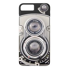 Vintage beautiful camera Case-Mate iPhone case