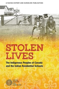 Stolen Lives: The Indigenous Peoples of Canada and the Indian Residential Schools History Residential Schools Canada, Indian Residential Schools, Aboriginal Education, Indigenous Education, History For Kids, History Teachers, Art History, Indigenous People Of Canada, Indian Boarding Schools