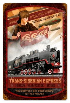 Trans Siberian Express, a must do for me!