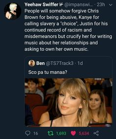 That is very true! And unfair Taylor Swift Clean, Taylor Swift Funny, Taylor Swift Music, Long Live Taylor Swift, Taylor Swift Facts, Taylor Swift Quotes, Swift 3, Taylor Swift Pictures, Taylor Alison Swift