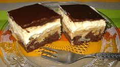 milovnicijablk Czech Recipes, Ethnic Recipes, Love Cake, Christmas Baking, Nutella, Sweet Recipes, Baking Recipes, Creme, Sweet Tooth