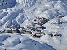 St Christoph, Austria. www.secretearth.com/best_lists/53-european-ski-resorts-for-escapism