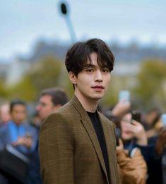 Lee Dong Wook Goblin, Lee Dong Wook Wallpaper, Lee Dong Wok, Korean Haircut, Korean Men Hairstyle, Park Hae Jin, Yoo Gong, Handsome Korean Actors, Handsome Boys