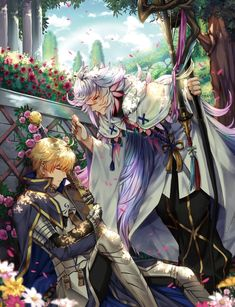 Fate/Grand Order, Merlin, arthur / Garden of Avalon - pixiv Male Character, Character Concept, Character Design, Avalon Fate, Fate Archer, Anime Art, Manga Anime, Gilgamesh Fate, Fate Anime Series