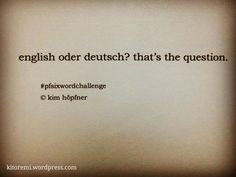 schreiben: six word story #10