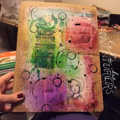 Documented Life Project 2015 journal cover