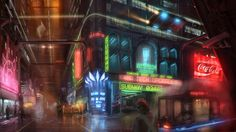 Cyberpunk 2020 Art | Cyberpunk Art Sidre's cyberpunk art