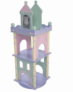 20 Best Bookcases for Boys and Girls: Castle Bookcase (via Parents.com)