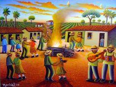 A Jurubeba Cultural: Festas Juninas.