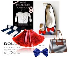 navy mood in summer time with DOLLY