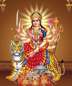 Durga ma