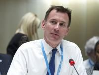 Baby's death will mean national #NHS changes, Hunt pledges.