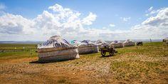 Mongolian Yurt, Yurts, Canon Eos, China, Porcelain