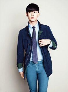 Kim Soo Hyun ZioZia S/S 2014 #김수현 | Do Min Joon theme |Man From The Stars