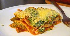 VEGGIE VRIJDAG: Lasagne met spinazie - A bite of cravings - gezonde recepten, inspiratie en lifestyle - koken, bakken en andere creaties - leuke weetjes voor in de keuken - foodblog -