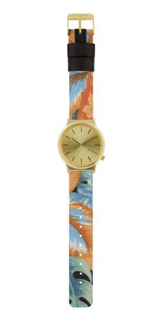 Wizard Print Series Tropicalia watch – KOMONO