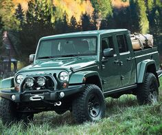 Resultado de imagen para pickup jeep
