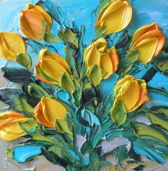 Tulips ~ Jan Ironside