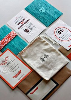 I love all of these!  Great invitations.
