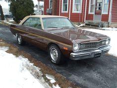 Used 1973 Dodge Dart Swinger for Sale ($12,995) at Schnecksville, PA