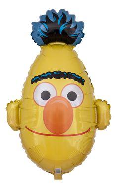 """Sesamstraße Ballon """"Bert"""""""