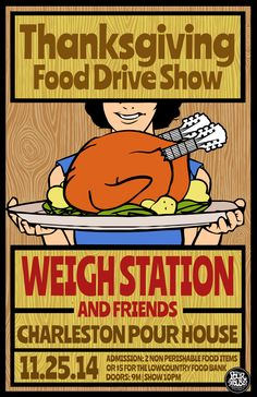 Weigh Station and Friends :: The Charleston Pour House :: Nov. 25, 2014 :: Charleston, SC #CHSMusic