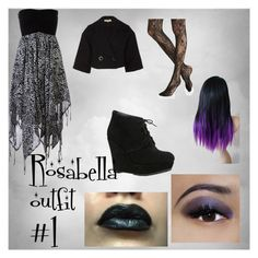 """""""Rosabella outfit #1"""" by i-am-just-a-belle ❤ liked on Polyvore featuring beauty, Billabong, Temperley London, ALDO, Express and Ellis Faas"""