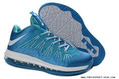 sports shoes 05597 70480 2013 Nike Air Max Lebron 10 Low Easter Nba, Nike Zoom, Baskets Nike,