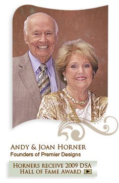 Premier Designs founders Joan and Andy Horner