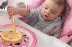 Recette de la première quiche de Bébé - 12 mois