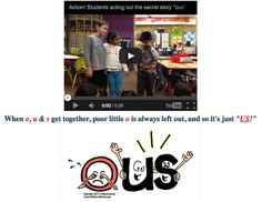 "Do you know the grown-up Reading & Writing SECRET about ""ous?""  These first graders do!  Learn it today, and then teach it to your class tomorrow!!"