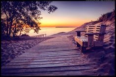 Resting - Sleeping Bear Dunes, Michigan - Fine Art Travel Photography by Kenneth Snyder