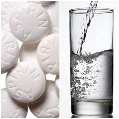 Vinegar Aspirin Face Pack- for Dull Skin