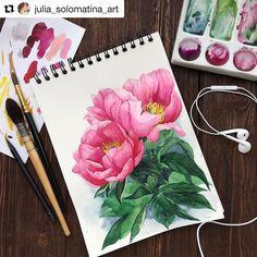 Вдохновляемся ароматными красавцами вместе с @julia_solomatina_art  #hipocoinspiration #art#flowers#pink#peony#peonies#draw#flower#sketch#watercolour#watercolor#aquarelle#illustration#цветы#цветок#пион#акварель#иллюстрация#ботаническийсад#ботаника#рисунок#скетч#summer#лето#рисую#вдохновение hipoco.com