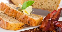 Bacon and Herb Soda Bread