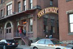 De #cervezas por #Pittsburgh #Pennsylvania con Penn Gold | Más ricones en decervezasporelmundo.com