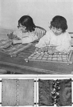 The Montessori Method- A fascinating read, and plenty of fascinating ideas for young children to use for development in every aspect of their life. Ages likely best around 1-7years old.