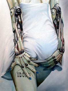Cyborg love
