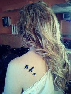 By baby nicole! Bird tattoo