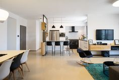 Apartamento foi projetado por En Design Studio