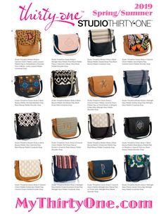 Studio Thirty-One Spring Combine your own… Bag… Strap… Flap… So many … Thirty One New, Thirty One Facebook, Thirty One Purses, Thirty One Totes, Thirty One Party, Thirty One Gifts, Thirty One Consultant, Independent Consultant, All Things Fabulous