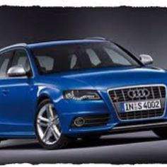 2012-Audi-RS4-AVANT-Blue. My realistic but not so much dream car!