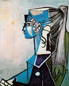picasso girl with ponytail http://www.leninimports.com/picasso_sylvette_david_postcard_1.jpg