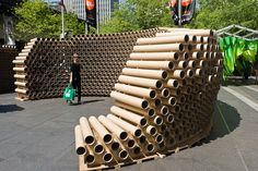 Roll Play – Temporary Pavilion for The Sydney Architecture Festival